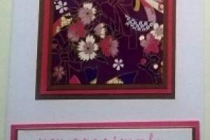 Friendship card 25