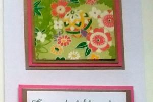Friendship card 27