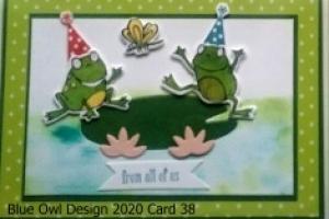 Friendship card 38