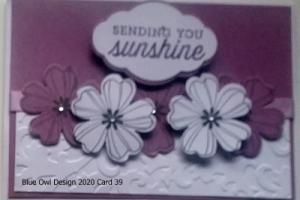 Friendship card 39