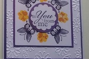 Friendship card 43