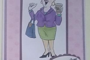 Girlfriend card 13
