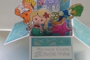 box card 10 Mermaids