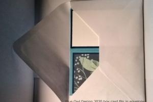 box card fits envelope